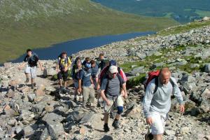 3 Peaks Challenge 2005