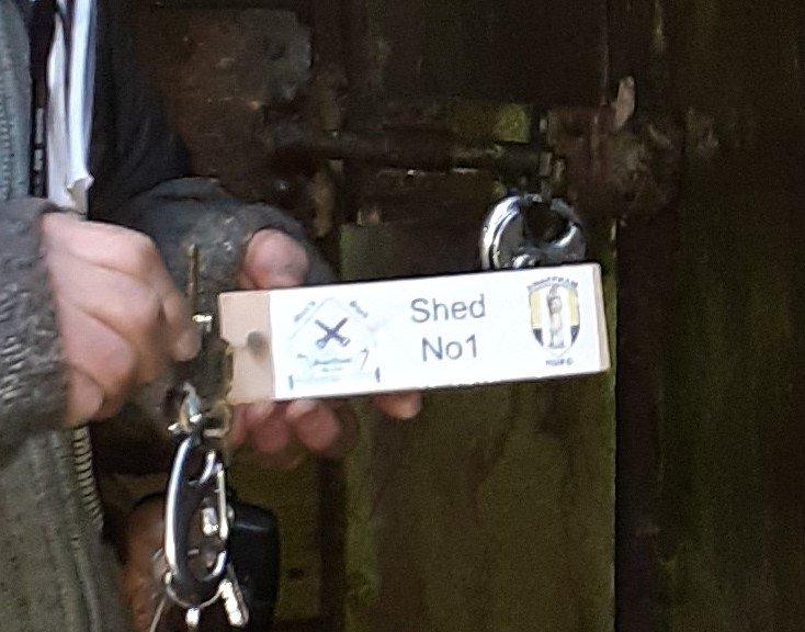 Swaffham RUFC and Swaffham Men's Shed