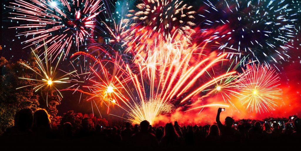 Fireworks November 7th 2021